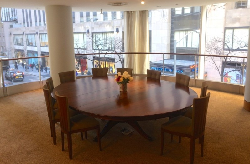 Meeting Room at Christie's