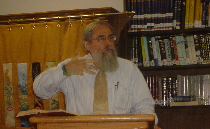 Bronfman Center Welcomes Voting Rights Activist Rabbi Saul Berman'63