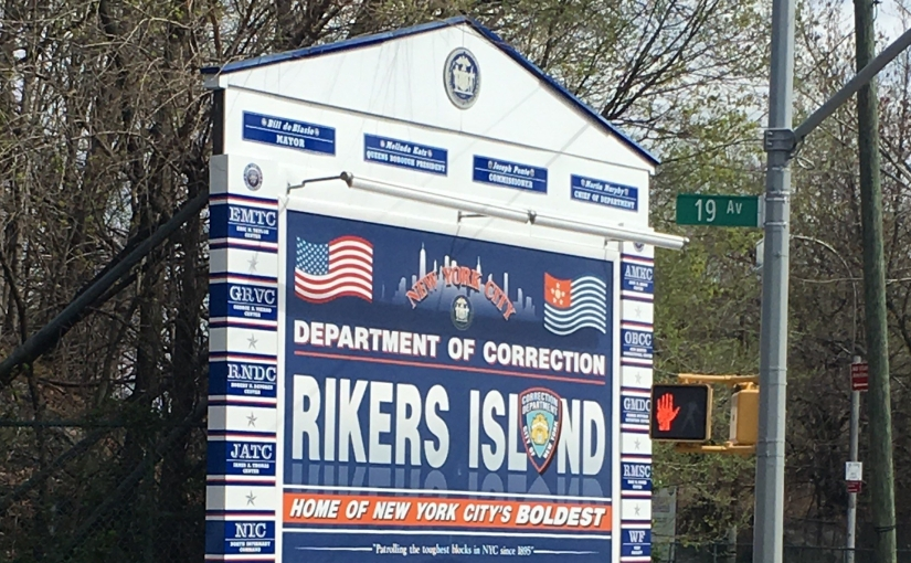 Rikers Will Close, but No Time Soon