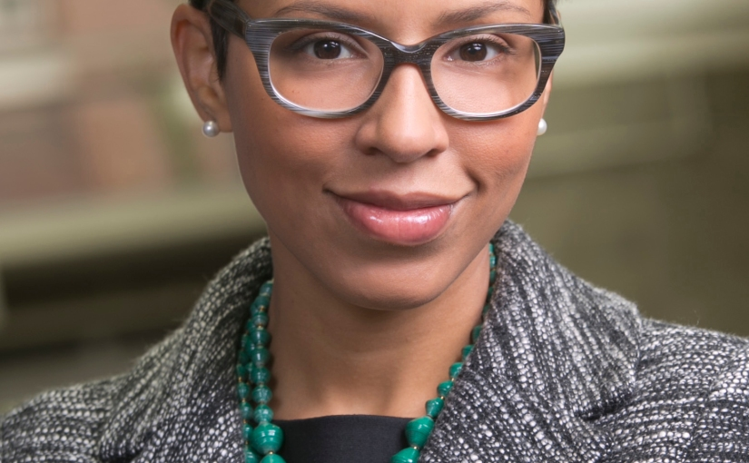 Professor Profile: A Conversation with Visiting Professor MelissaMurray